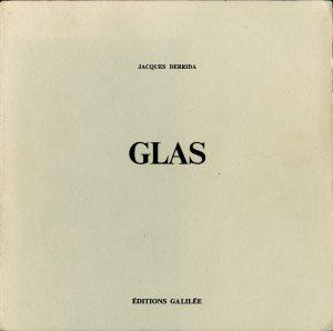 Première édition Glas